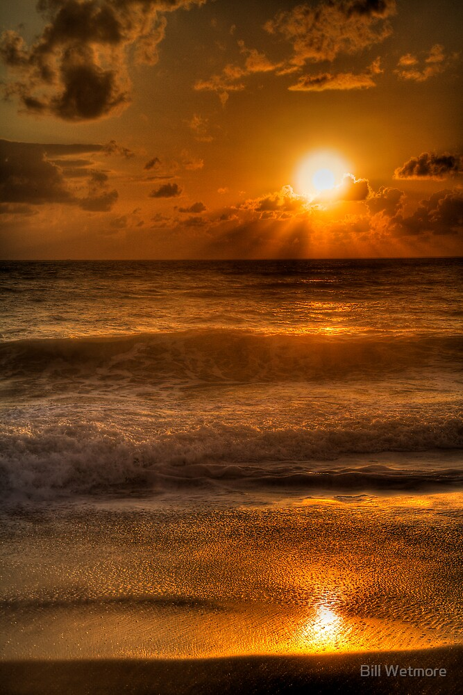Vero Beach Sunrise by Bill Wetmore
