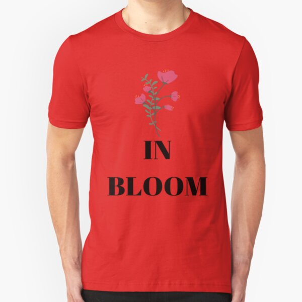 Into the bloom  Slim Fit T-Shirt