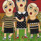 1972 by Barbara Cannon  ART.. AKA Barbieville