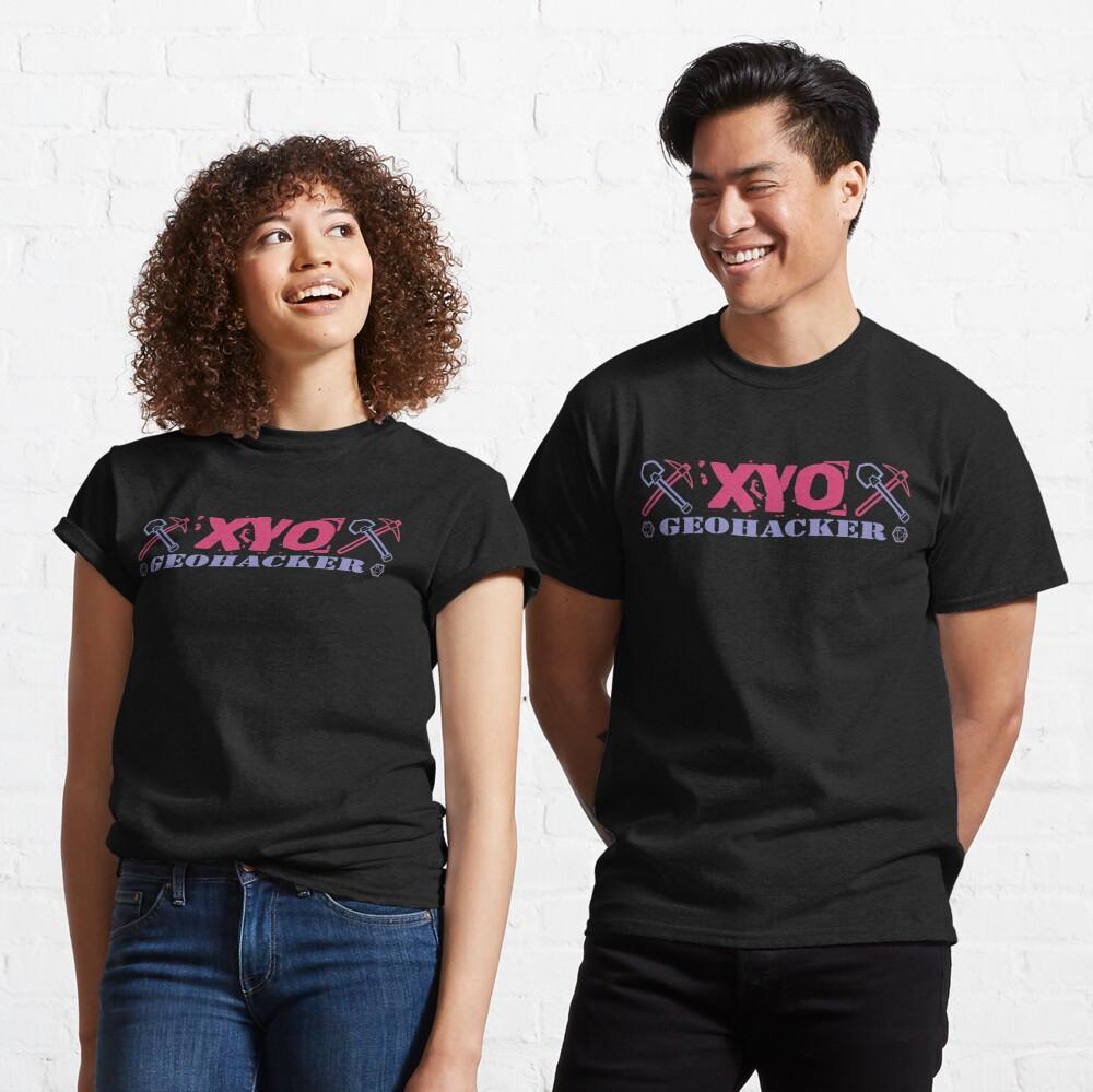 XYO Geohacker Design Classic T-Shirt