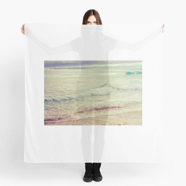 Pastel Waves Scarf