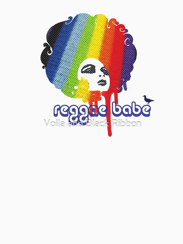 Reggae Babe Tee by Sihem