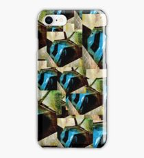 A STEALTH BOMBER, DIGITIZED iPhone Case/Skin