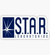 Star Lab Sticker