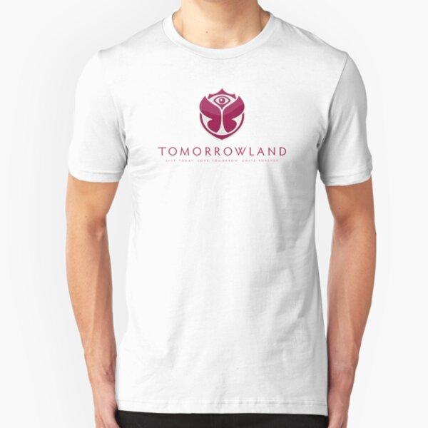 Tomorrowland Slim Fit T-Shirt