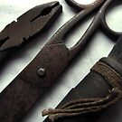 no tool like an old tool by SparrowSalvage