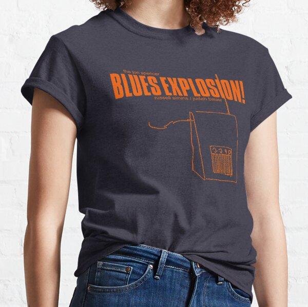 JSBX Blues Explosion Shirt Camiseta clásica