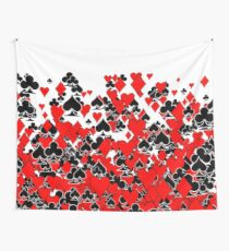 Poker Star Wall Tapestry