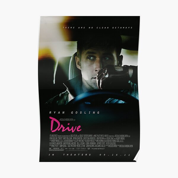Affiche Drive Poster