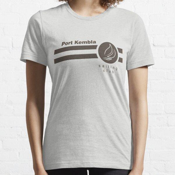 PKSC Classic Design (Black) Essential T-Shirt