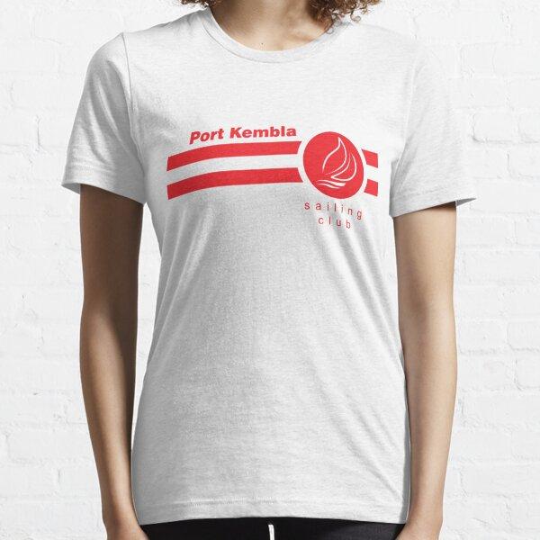 PKSC Classic Design (Red) Essential T-Shirt
