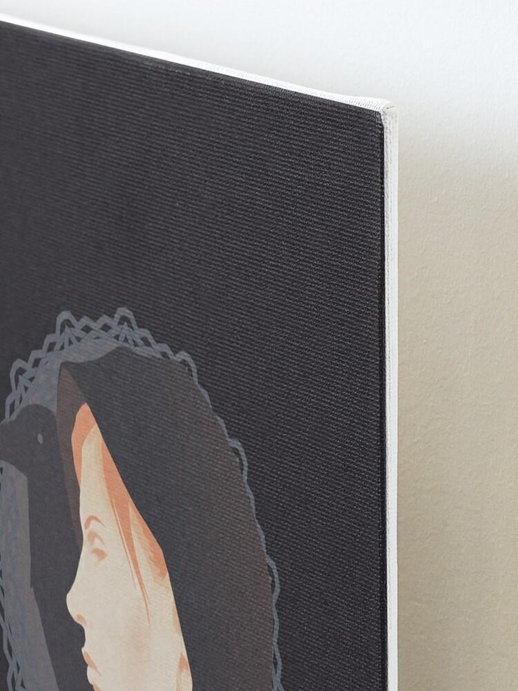 Alternate view of Advisors: Leliana Mounted Print