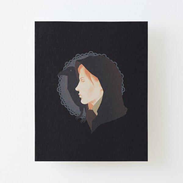 Advisors: Leliana Canvas Mounted Print