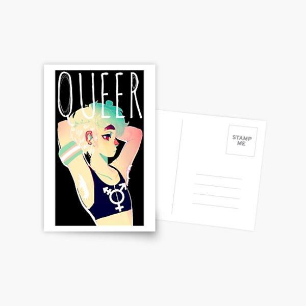 Queer Postcard
