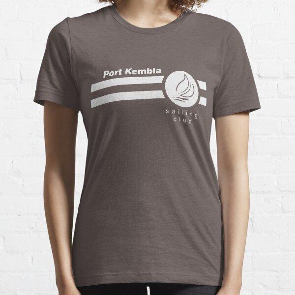 PKSC Classic Design (White) Essential T-Shirt