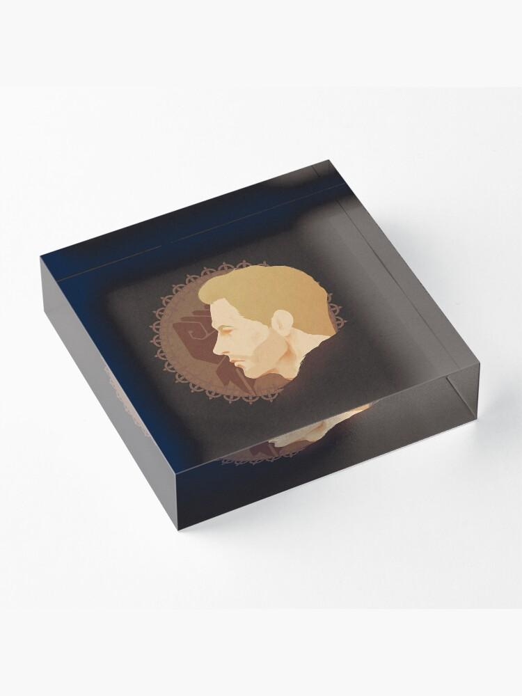 Alternate view of Advisors: Cullen Acrylic Block