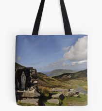 Stop for a prayer Tote Bag