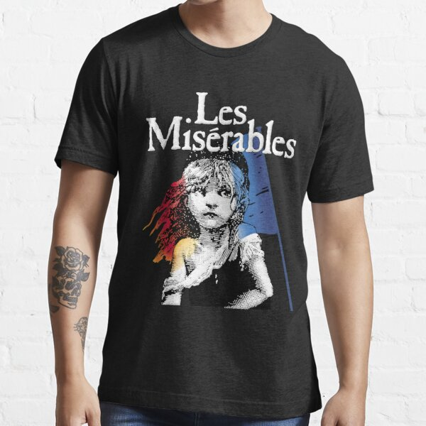 Les Miserables - Les Misérables Essential T-Shirt