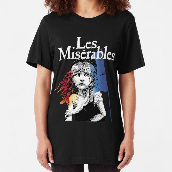Los Miserables - Los Miserables Camiseta ajustada