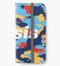 CamOasis iPhone Wallet/Case/Skin