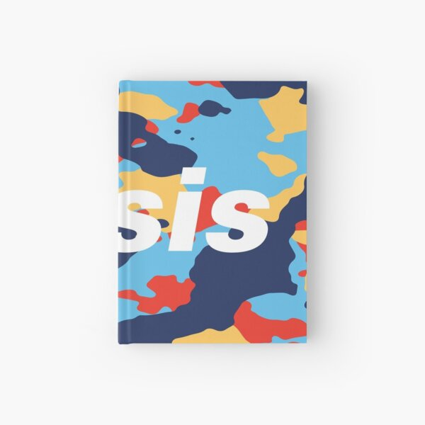 CamOasis Hardcover Journal