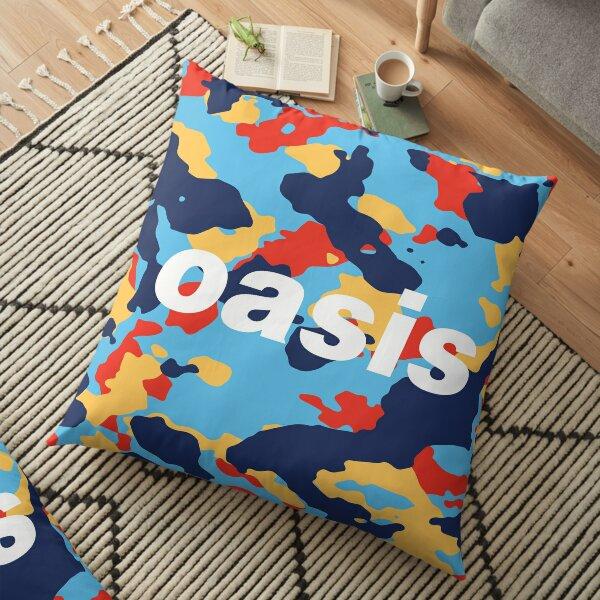 CamOasis Floor Pillow