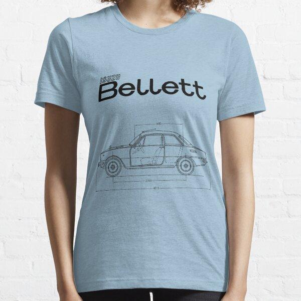 Isuzu Bellett GT Schematic Essential T-Shirt
