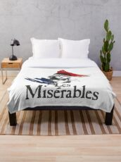 Manta Los Miserables - Los Miserables