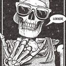 «Lekker Skeleton Crop» de Garyck Arntzen
