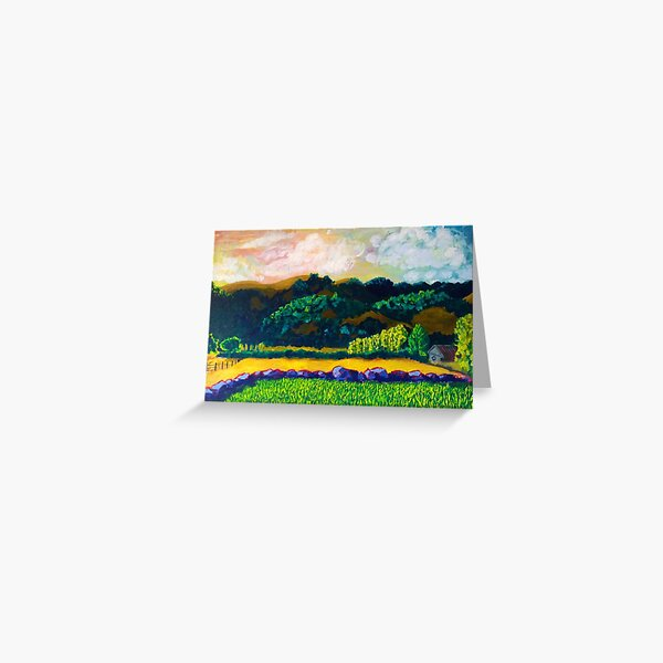 The Ranch from Memory Greeting Card