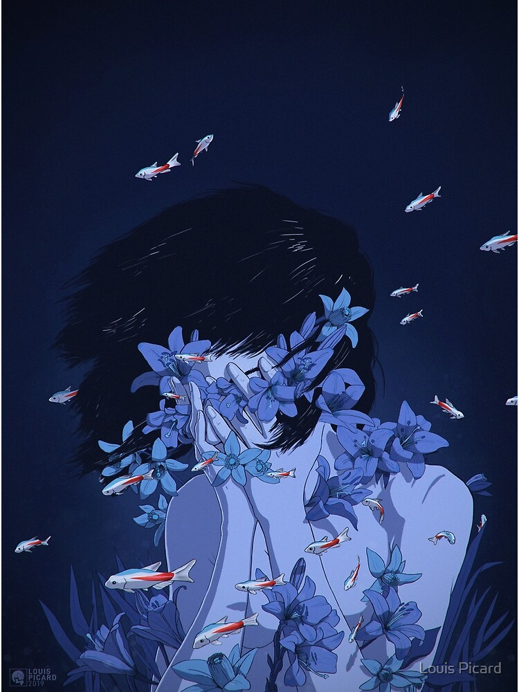 Perfect Blue by PikPikPik