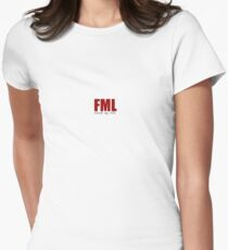 FML Women's Fitted T-Shirt