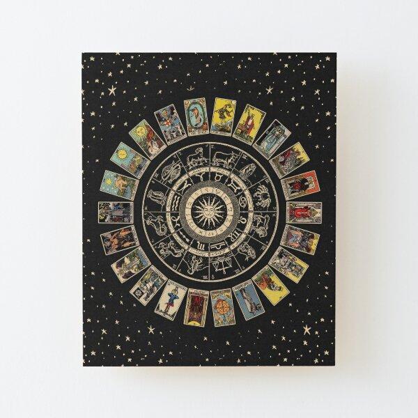 Tarot Wheel of Fortune STENCIL Major Arcana//Mystical//Divination//Supernatural NEW