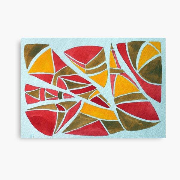 Fragrant fragments Canvas Print