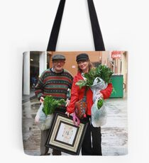 The King And Queen. Tote Bag