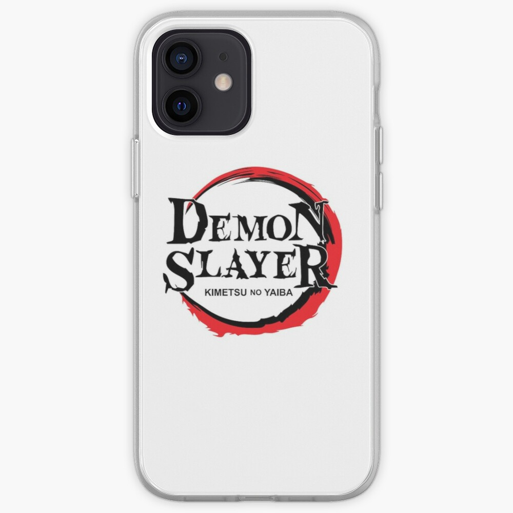 """""""Demon Slayer"""" iPhone Case & Cover by tuncheeze 