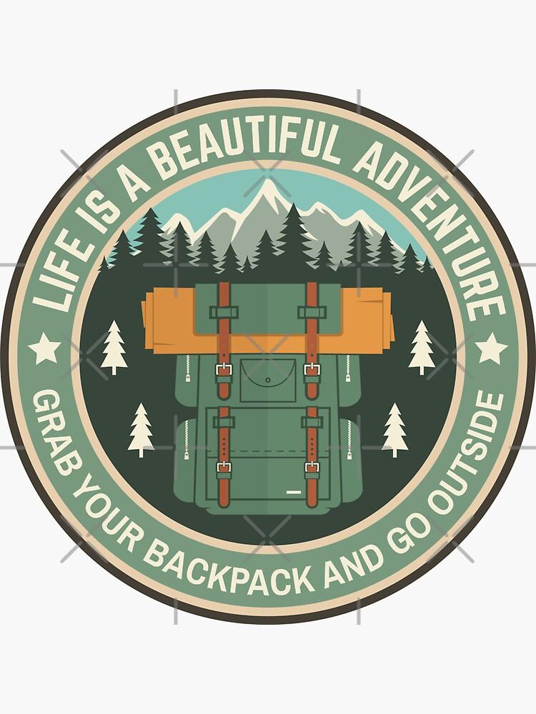 Travel BackPack by behindurshades