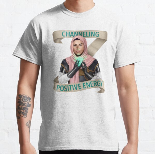 Cleric: Channeling Positive Energy Classic T-Shirt