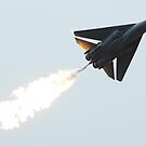 F-111 Dump and Burn by inmotionphotog