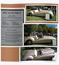 1952 Alvis................ Poster