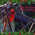 May Your Days Be Merry and Bright by Judy Wanamaker