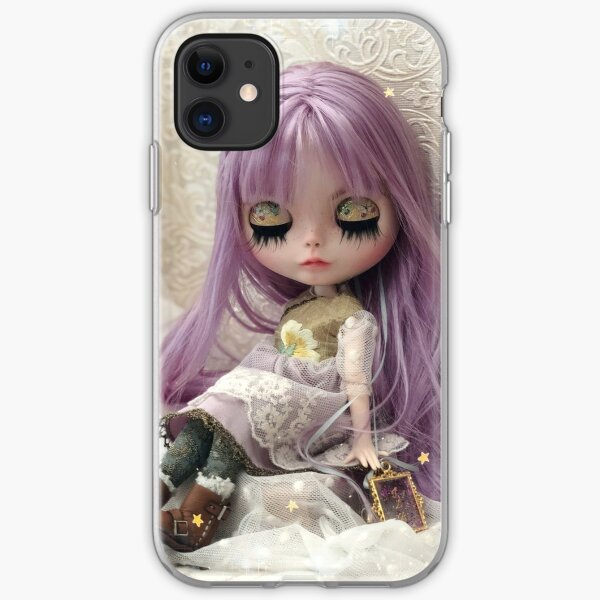 Prim Custom Blythe by Jenny Lee iPhone Soft Case