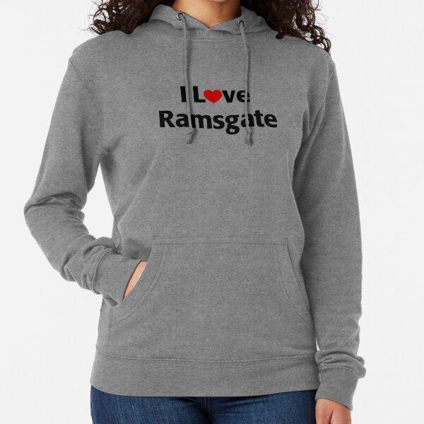 I Love Ramsgate Lightweight Hoodie
