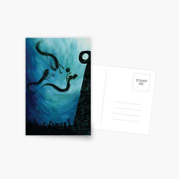 Xibalba Postcard