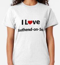 I Love Southend-on-Sea Classic T-Shirt