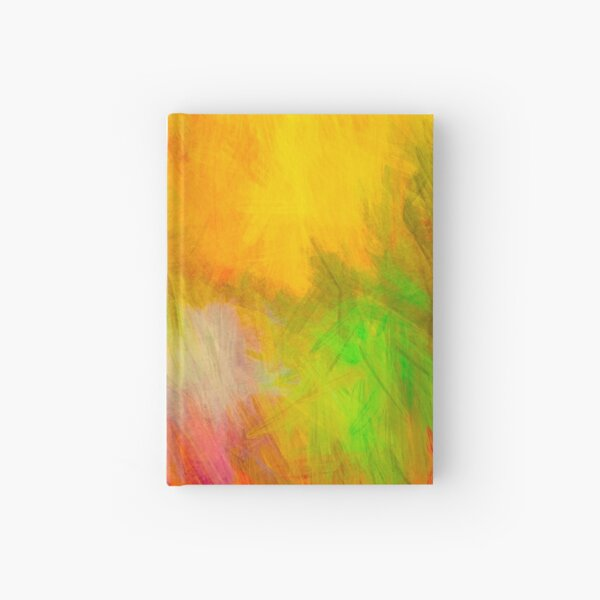 Daisy On Fire Hardcover Journal