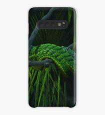 Green Mamba Case/Skin for Samsung Galaxy