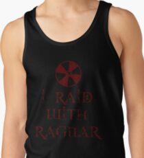 I Raid with Ragnar Tank Top