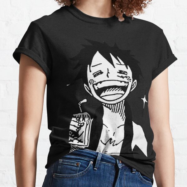 One Piece Ruffy Classic T-Shirt