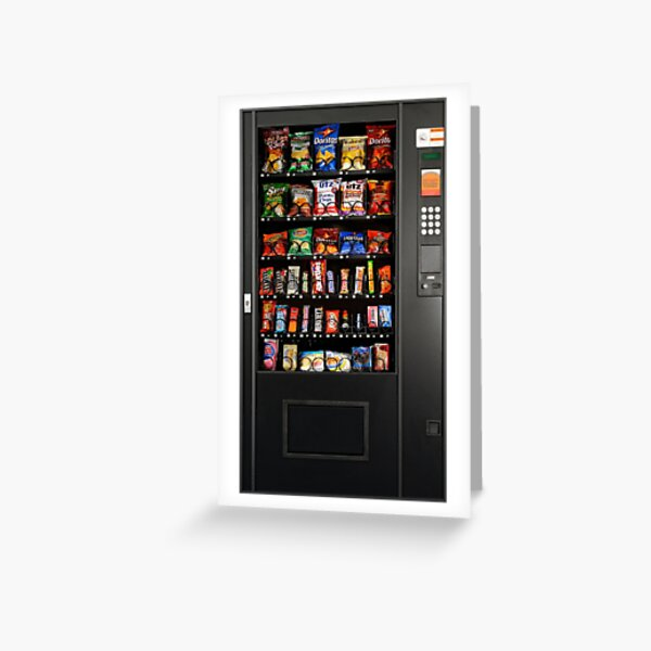 Vending Machine Stationery | Redbubble